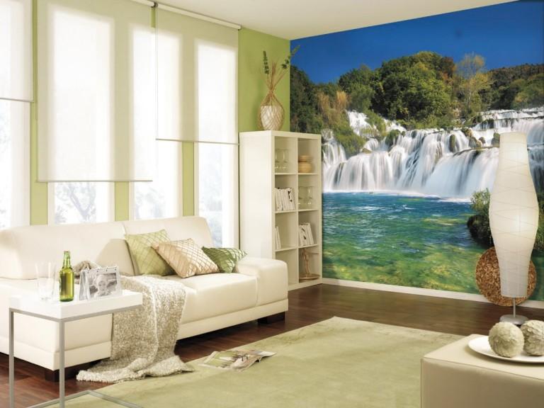 Fotomural Decoratiu Cascada