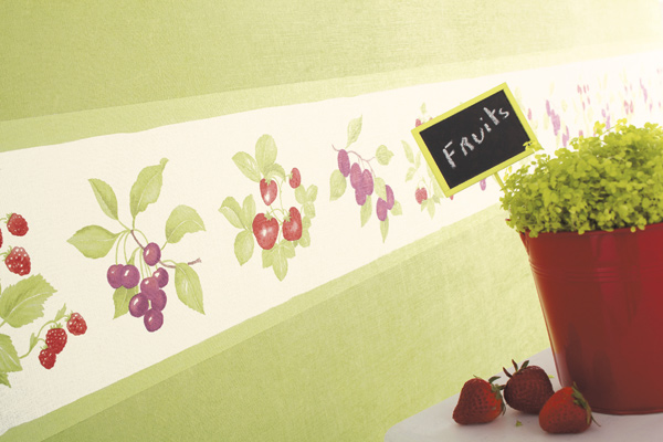 Sanefa Decorativa De Fruites De Cavaillon
