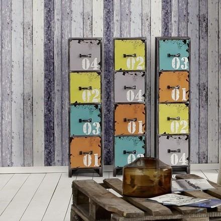 Paper Pintat Imitació Fusta en Color 8550-60