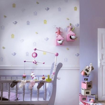 Paper per nadons oçells Babies