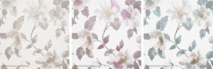Paper pintat floral, colors disponibles