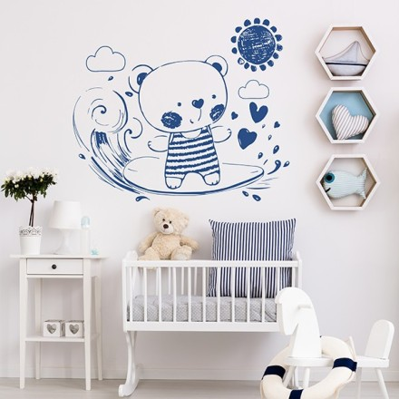 VINIL DECORATIU INFANTIL IN171