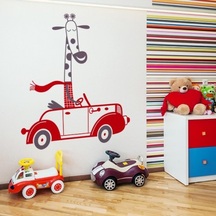 VINIL DECORATIU INFANTIL IN220
