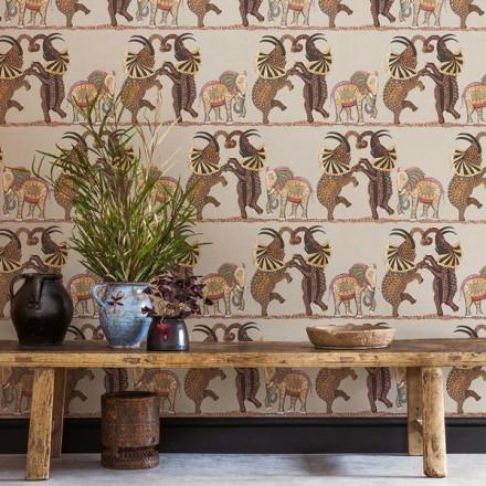 Paper pintat The Ardmore Safari Dance 109-8038